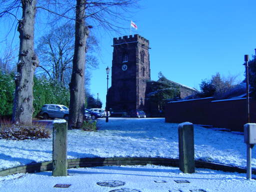 Weaverham Church