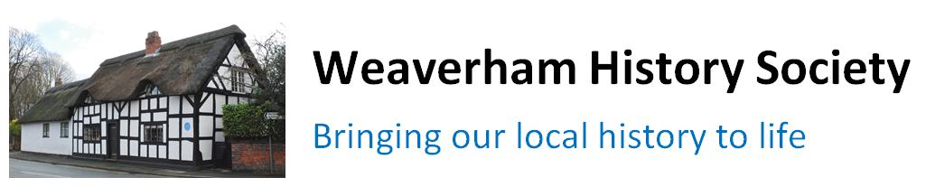 Weaverham History Society