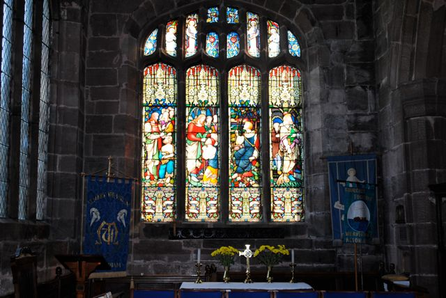 LADY CHAPEL (east window) 1