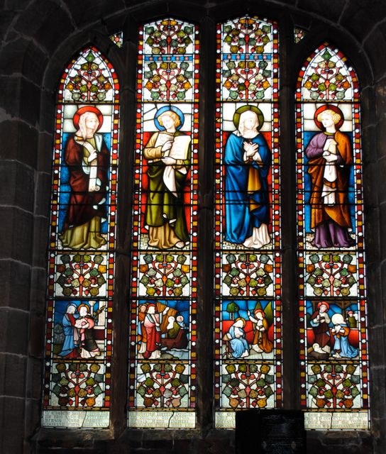 DOUGLAS WINDOW (South Aisle)